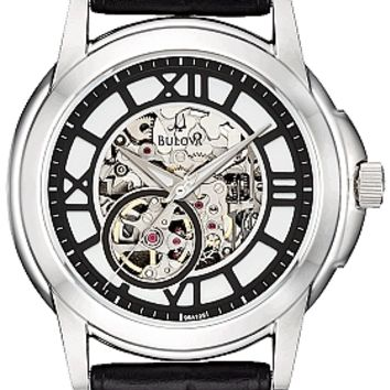 Bulova Men's Automatic BVA Series 110 Watch 96A109
