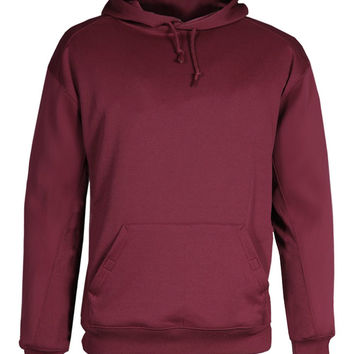 Badger 1454 BT5 Fleece Hood - Cardinal
