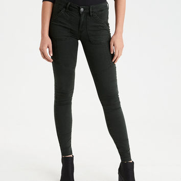 AEO Denim X Jegging, Deep Forest