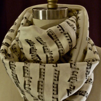 Surround Sound Scarf Pachelbel's