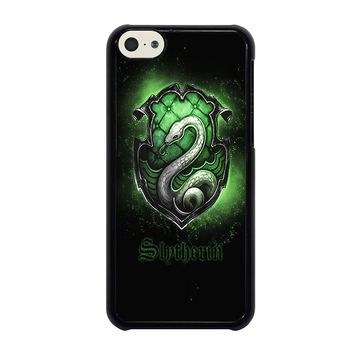 SLYTHERIN LOGO iPhone 5C Case Cover