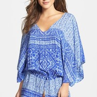 ViX Swimwear 'Carioca Vintage' Cover-Up Tunic