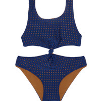Honey Colombia Mesh One Piece