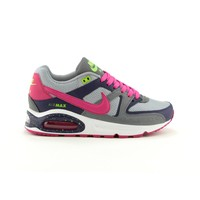 Womens Nike Air Max Command Athletic Shoe, GrayPurpleBerry  Journeys Shoes