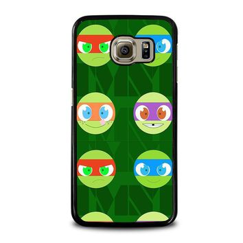 teenage mutant ninja turtles babies tmnt samsung galaxy s6 case cover  number 1