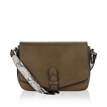 Accessorize | Delilah Across Body Bag | Green | One Size
