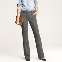 Women's pants - 1035 Trouser - 1035 trouser in wool herringbone - J.Crew