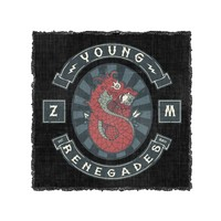 Last Young Renegade Patch (Zack) - Accessories