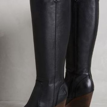 Frye Regina Wedge Tall Boots