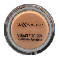 miracle touch liquid illusion foundation - # 65 rose beige by max factor 11.5 g