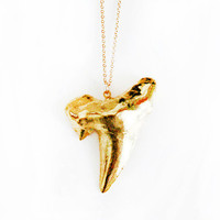 JAWS necklace