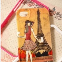 Paris iPhone Cases