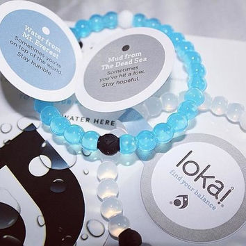 Free Shipping Fashion New rose pink NEW RE  lokai bracelets 47 colors 4 sizes in high quality