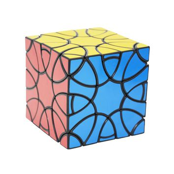 2016 Brand VeryPuzzle Clover Magic Cube and Plus Version Puzzle High Quality Limited Edition Twisty Puzzle Educational Toys