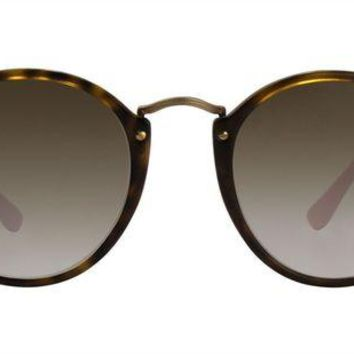 LMF8UH Ray Ban - RB2447NM Tortoise - Brown