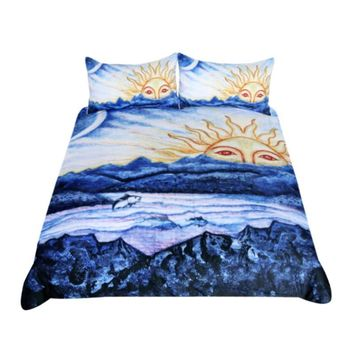 Sun & Ocean Bedding Set