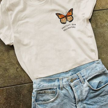 Protect Our Pollinators - Eco Tee