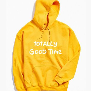 Totally Good Time x Simpsons Hoodie
