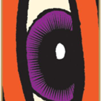 Toy Machine Sect Eye Deck 8.0 Orange