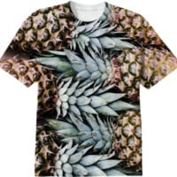 Pineapple shirt created by theworldrunner | Print All Over Me