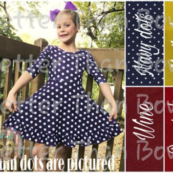 Twirly Dresses - *Preorder 0488* Closes September 21st @ 8pm
