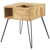 Retro plant table from Cult Design by Cult Design