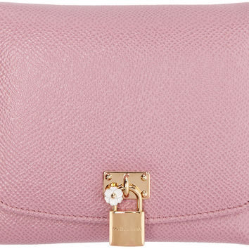 Pink Flap Wallet