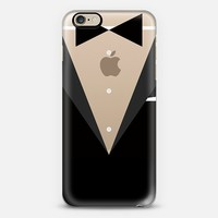 James Bond's Suit (See-through) iPhone 6 case by Tan Zi Wei | Casetify