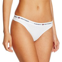 Tommy Hilfiger Womens Cotton Thong