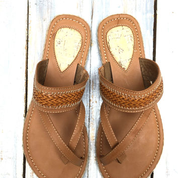 Wishin' For The Beach Sandals