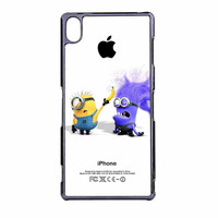 Despicable Me 2 Funny Banana Sony Xperia Z3 Case