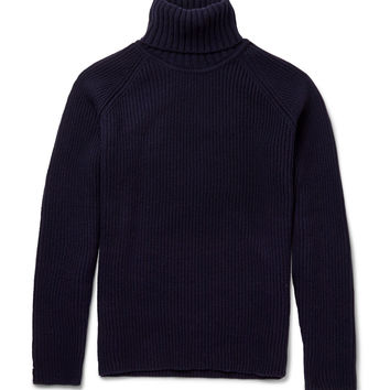 John Smedley - Lode Merino Wool and Cashmere-Blend Sweater | MR PORTER