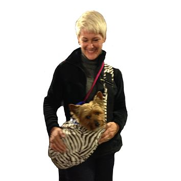 Cross Body Pet Carrier - 2 Sizes
