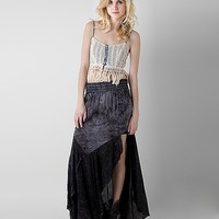 Gimmicks By BKE Washed Maxi Skirt