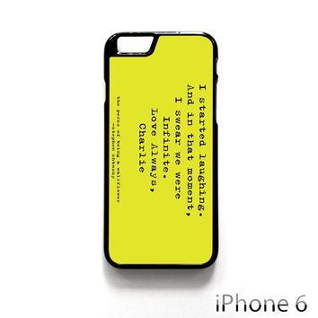 Perks of Being a Wallflower for Iphone 4/4S Iphone 5/5S/5C Iphone 6/6S/6S Plus/6 Plus Phone case