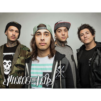 Pierce The Veil - Domestic Poster