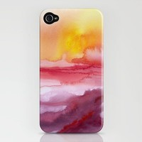 Rise iPhone Case by Jacqueline Maldonado | Society6