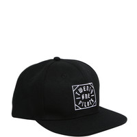 Twenty One Pilots Black Snapback Hat