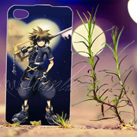 kingdom hearts 2 sora - Photo Print for iPhone 4/4s, iPhone 5/5s/5C, Samsung S3 i9300, Samsung S4 i9500 Hard Case