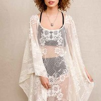 Urban Renewal Lace Kaftan Tunic- Assorted One