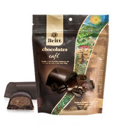 Dark Chocolate with Creamy Coffee Filling