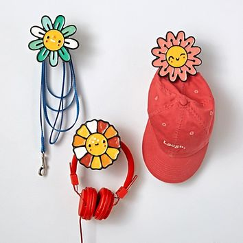 Flower Bud Wall Hook