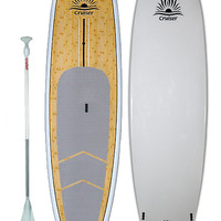 Cruiser Nalu Classic 10ft 2in &10ft 8in Ultra-Lite Bamboo Stand Up Paddle Boards | Paddle Board Direct