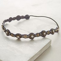 Sorcha Headband by Anthropologie in Grey Size: One Size Hair