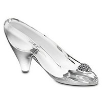 Personalizable Medium Cinderella Glass Slipper by Arribas | Disney Store