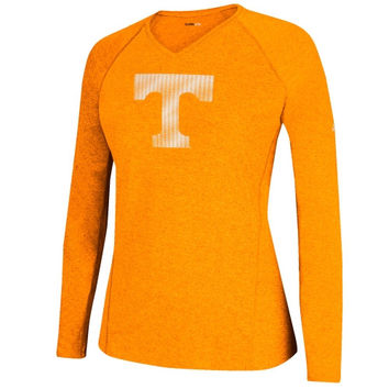 Tennessee Volunteers adidas Women's ClimaLITE Razor Long Sleeve T-Shirt – Tennessee Orange