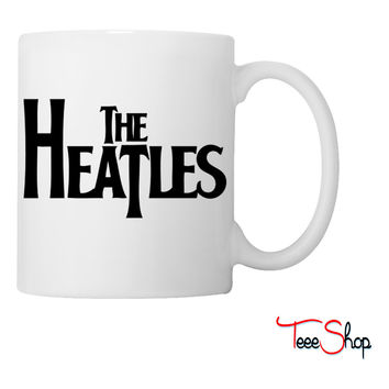 The Heatles heat Coffee & Tea Mug