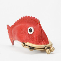 Urban Outfitters - Cooperative Fish Mini Coin Purse