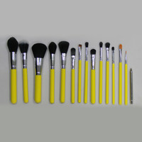 Hot Sale Beauty Hot Deal Make-up On Sale 15-pcs Set Make-up Tools Make-up Brush [6050161665]