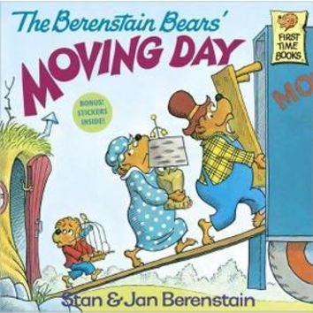 The Berenstain Bears Moving Day ( First Time Boo... : Target